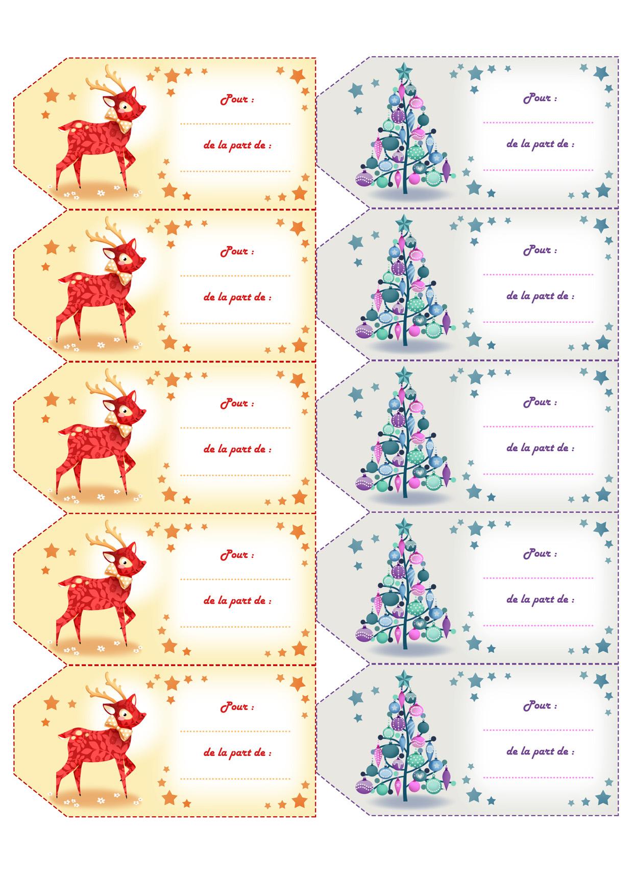 Bien connu Etiquette De Noel | My blog VU26